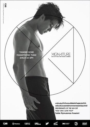 2016 XIA 5th ASIA TOUR CONCERT IN BANGKOK