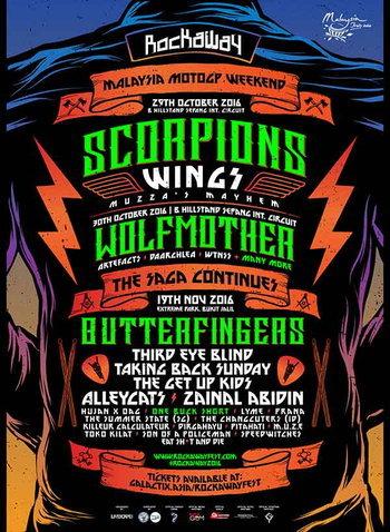 ROCKAWAY FESTIVAL 2016