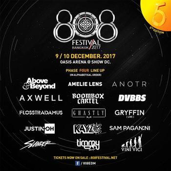 808 Festival 2017