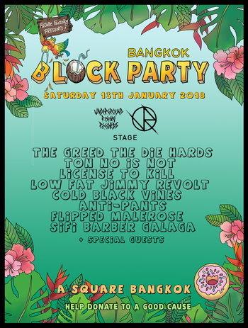 Bangkok Block Party