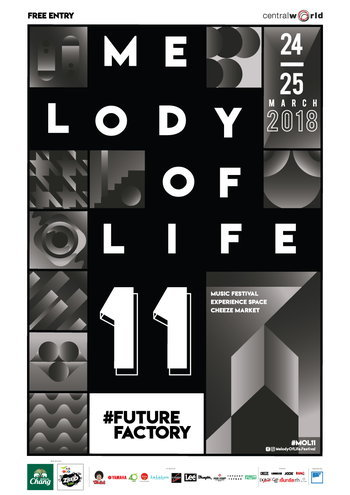 Melody Of Life 11: Future Factory