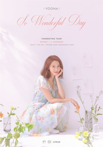 YOONA FANMEETING TOUR, So Wonderful Day #Story_1 in BANGKOK