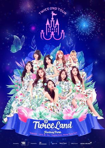 TWICE 2ND TOUR 'TWICELAND ZONE 2 : Fantasy Park' IN BANGKOK