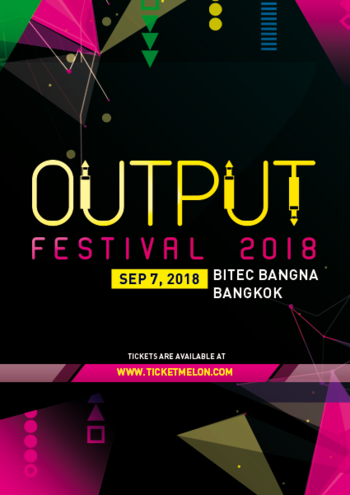 Output Festival 2018