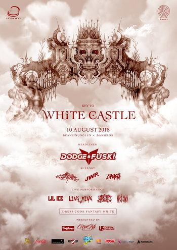 Key to White Castle Music Festival 2018