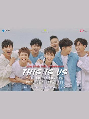 2018 BTOB TIME IN BANGKOK 'THIS IS US'