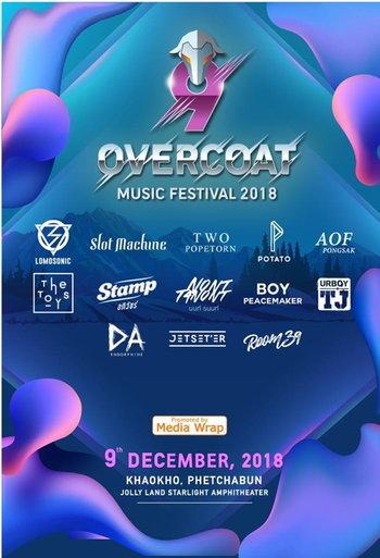 Overcoat Music Festival 9