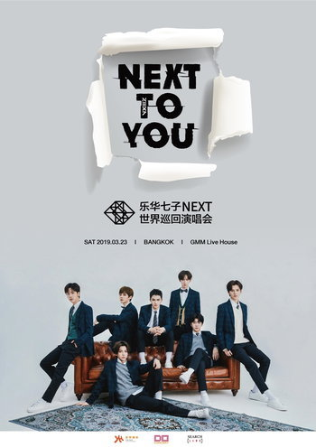 NEXT TO You World Tour in Bangkok