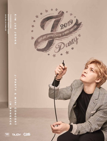 2019 KIM JAE JOONG J-PARTY & MINI CONCERT IN BANGKOK