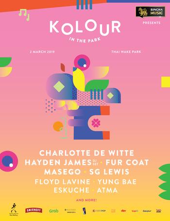 Kolour In The Park 2019