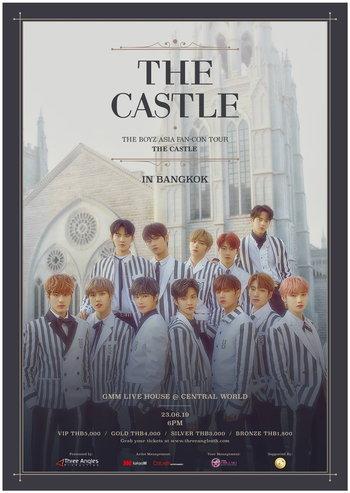 THE BOYZ Asia Fan-Con Tour [THE CASTLE] IN BANGKOK