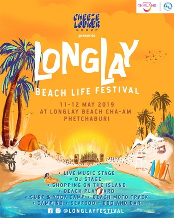 LONGLAY Beach Life Festival 2019