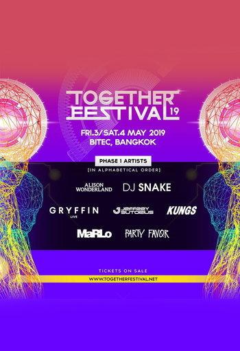 TOGETHER FESTIVAL 2019