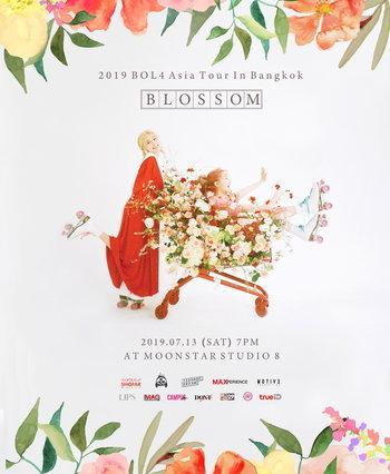 2019 BOL4 Asia Tour  in Bangkok