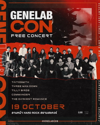 GeneLabCon