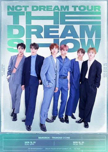 "NCT DREAM TOUR ""THE DREAM SHOW"" - in BANGKOK"