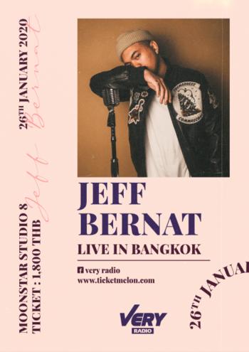 JEFF BERNAT LIVE IN BANGKOK