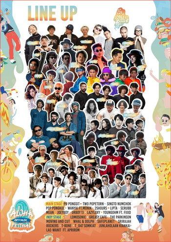 ALOHA Art & Music Festival 2020