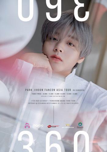 PARK JIHOON FANCON ASIA TOUR IN Bangkok