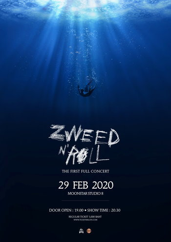 Zweed n' Roll The First Full Concert