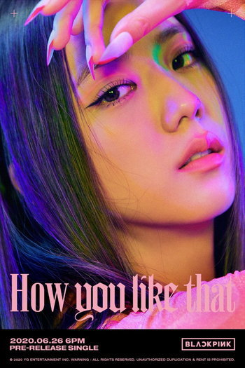 "BLACKPINK ""How You Like That"""