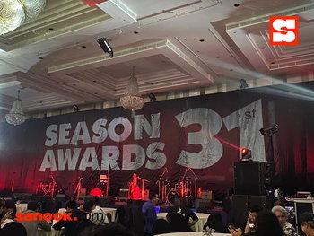 """คอเมทัลเฮ! """"กล้วยไทย"""" เหมา 3 รางวัล """"สีสัน อะวอร์ดส์"""" ครั้งที่ 31"""