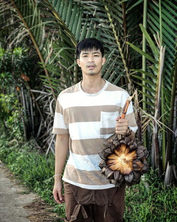 ตูมตาม หน้ากากควายไทย