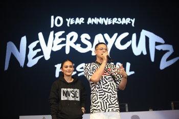 10 YEAR ANNIVERSARY NEVERSAYCUTZ FESTIVAL