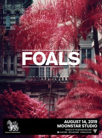 """เดือดก่อนมาไทย! """"Foals"""" ส่งเพลงใหม่ """"Black Bull"""" กระแทกใจชาวร็อค"""