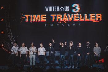 WHITEHAUS #3 Time Traveller Concert