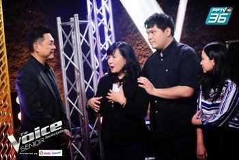 รจ The Voice Senior