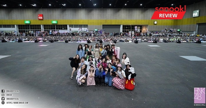 """BNK48 Beginner Handshake Event"" บันทึกความสุขเมื่อ ""งานจับมือ"" ไม่เหมือนเดิม (วันแรก)"