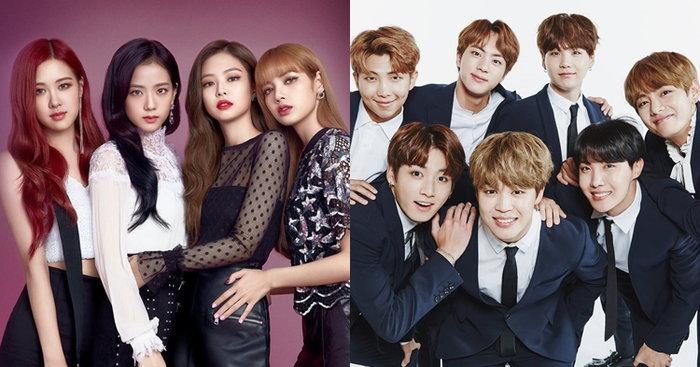 BLACKPINK-BTS ติดอันดับ 10 MV ที่มียอดวิว YouTube สูงที่สุดในครึ่งแรกของปี 2019