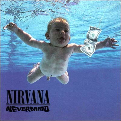 ผ่านไป 17 ปี หนูน้อยบนหน้าปกอัลบั้ม Nevermind ของ Nirvana เพิ่งจะบอกว่า รับตัวเองไม่ได้!
