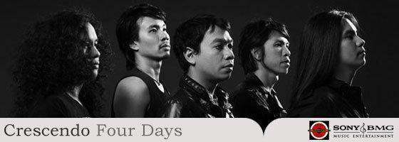 CRESCENDO : FOUR DAYS