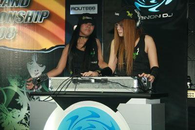 DENON  DJ  THAILAND  CHAMPIONSHIP   2008