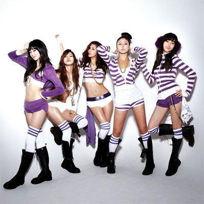After School เกิร์ลกรุ๊ป 5 สาวสุดเซ็กซี่ เตรียมเปิดตัว AH ใน Show! Music Core