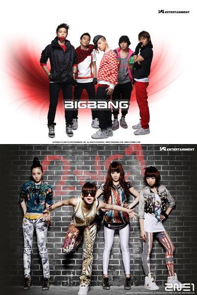 YG ค่ายเพลงที่คนอยากเป็นศิลปินมากที่สุด