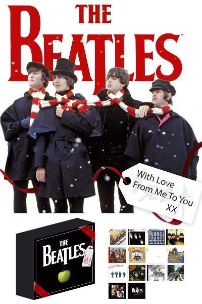แฟนๆ สี่เต่าทอง เตรียมรับของขวัญปีใหม่สุดพิเศษจาก เดอะ บีทเทิ่ลส์