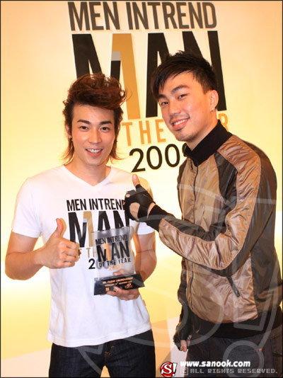 เจได คว้าแชมป์ Men in trend 2009