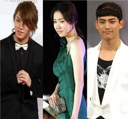 คิมฮีชอล(SJ)-แทคยอน(2PM)-ชินเซคยอง พิธีกรในมหกรรมคอนเสิร์ต '2010 Dream Concert'