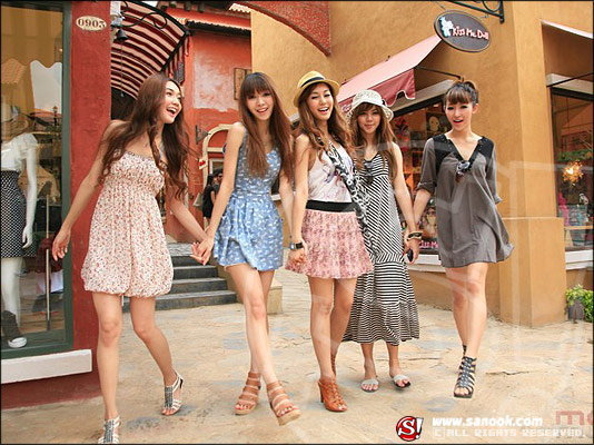 5 สาว G-TWENTY ตะลุยเที่ยวช้อปชิม ที่ ปากช่อง เขาใหญ่