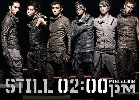2PM คัมแบ็คพร้อมอัลบั้มใหม่ Still 2:00pm