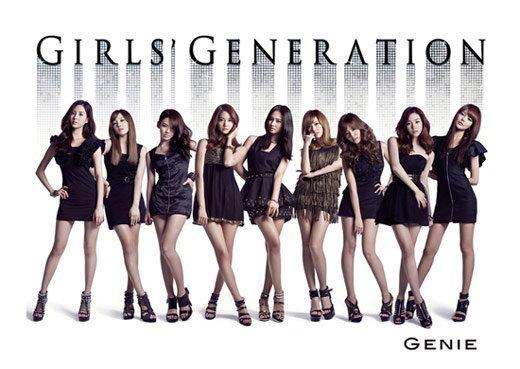 เกิรล์กรุ๊ปเกาหลีที่ดังที่สุดGirls' Geneation พร้อมแล้วที่จะมาเขย่าใจแฟนชาวไทย