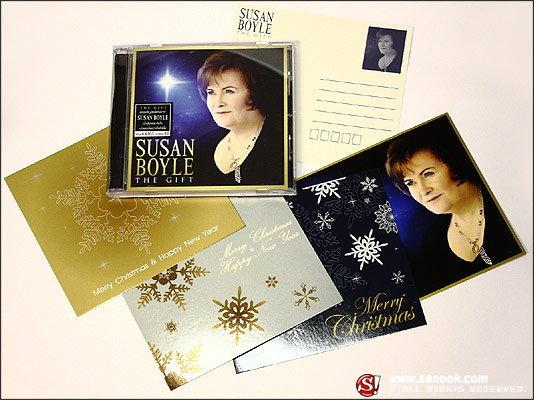 ซูซาน บอยล์กลับมาอีกครั้งกับอัลบั้มที่ 2 The Gift พร้อมทำลายสถิติ