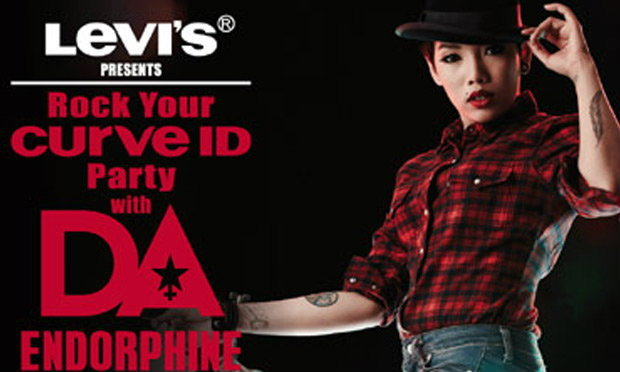 Levi's Rock Your CurveID