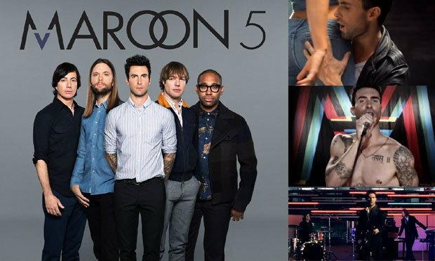 เพลงฮิตที่ดีที่สุด 10 อันดับของ Maroon 5