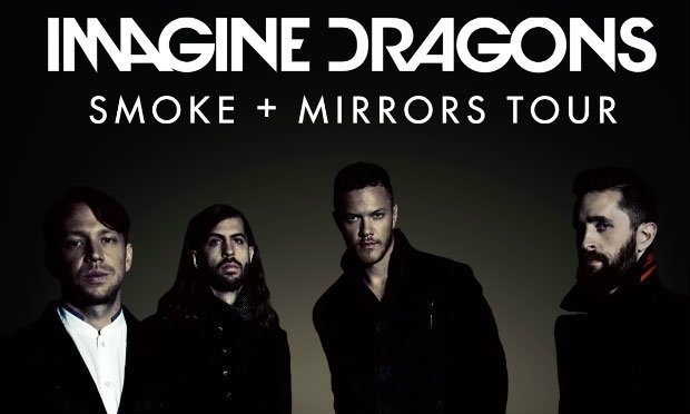 """Imagine Dragons"" พร้อมระเบิดความมันส์ในไทยครั้งแรก!!"