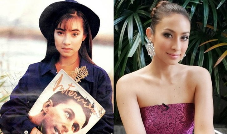 """25 ปี """"แคทรียา อิงลิช"""" จากสาวน้อยสู่ตำนานวงการเพลงไทย"""
