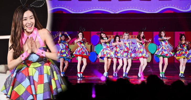 GIRLS' GENERATION ปิดฉากการแสดงสุดประทับใจ ร้อง เต้น สุดอลังการ!